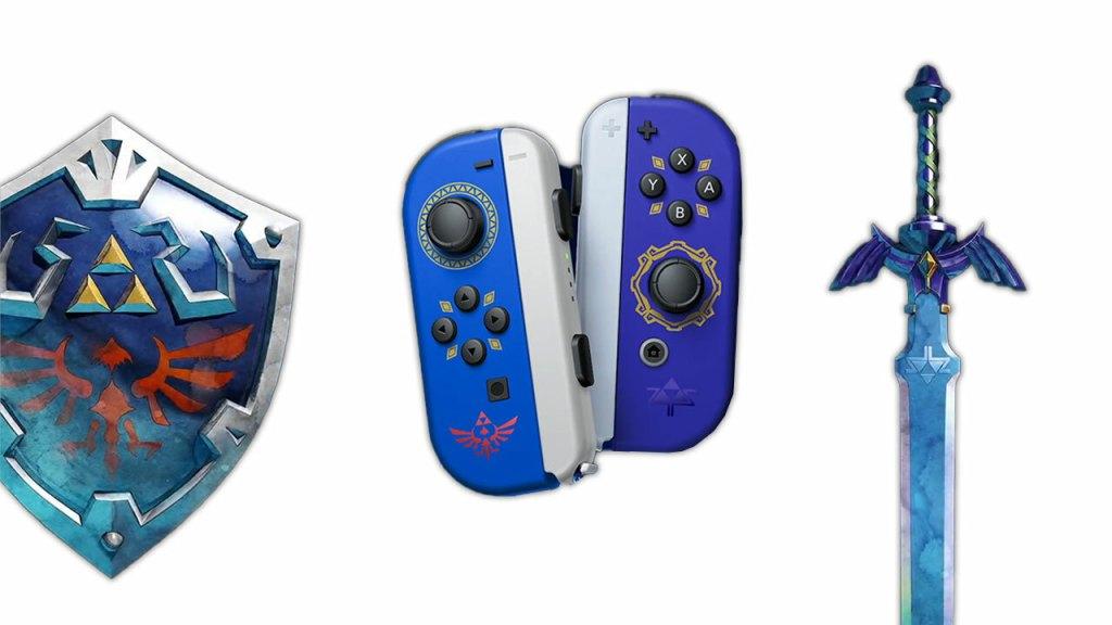 Zelda: Skyward Sword Joy-Cons a Blow to Left-Handed Link Fans