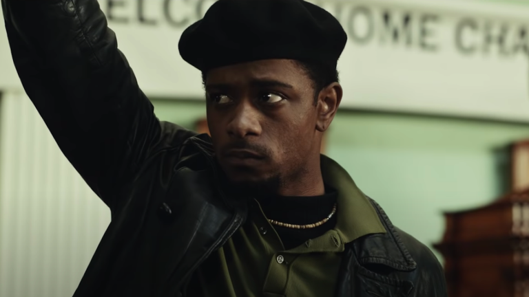 LaKeith Stanfifeld in Judas and the Black Messiah