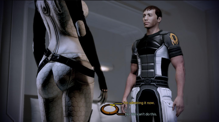 Mass Effect Legendary Edition Changes Leave Gamers Crying