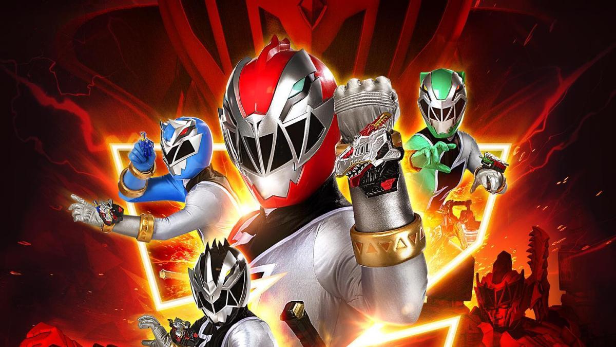 Power Rangers Dino Fury Continuity SciFi Thrill
