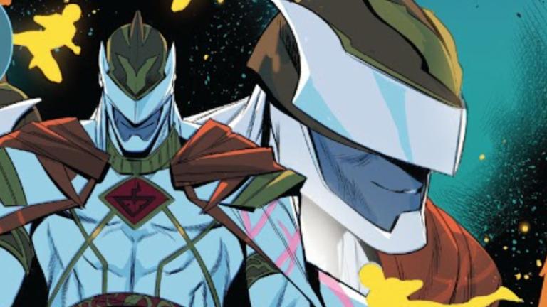 Power Rangers Morphin Masters