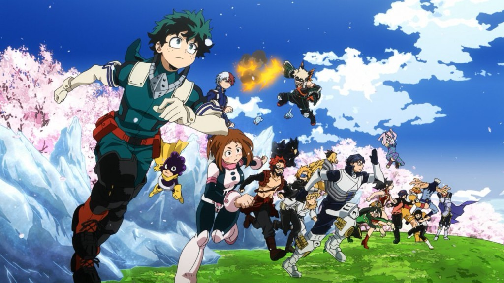 Anime For Beginners Best Genres And Series To Watch Den Of Geek