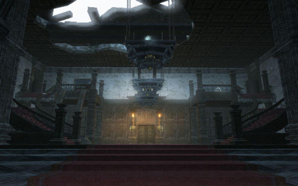 Twilight Princess Snowpeak Ruins