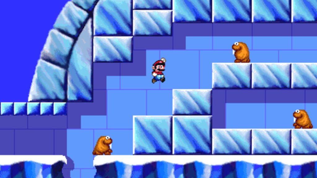 Mundos locos de Super Mario