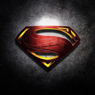 Superman Logo in Man of Steel