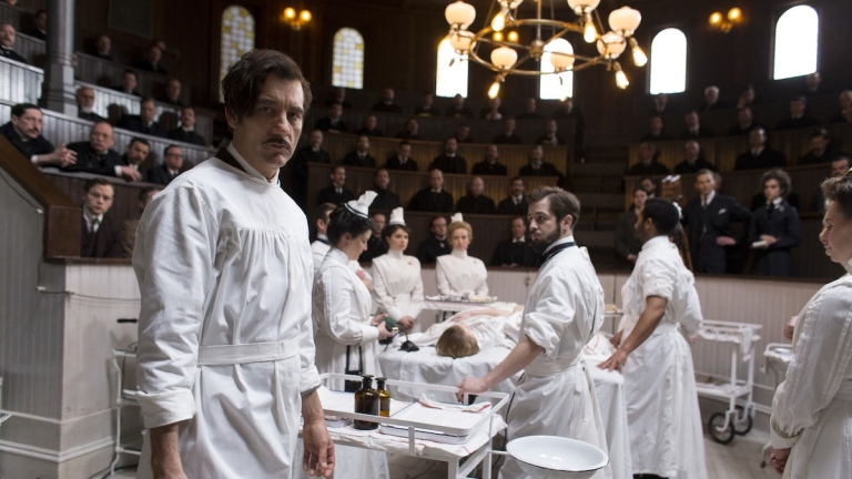 Clive Owen as Dr. John Thackery in The Knick
