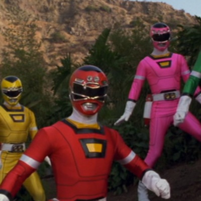 The Lost Heart of Turbo: A Power Rangers Movie