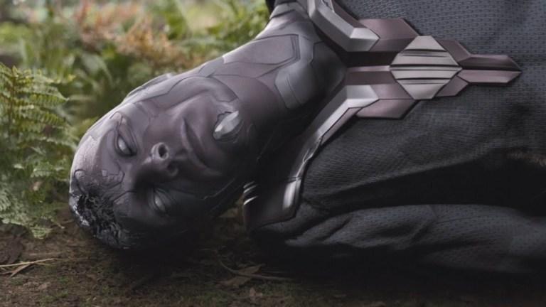 Vision Dead in Avengers: Infinity War
