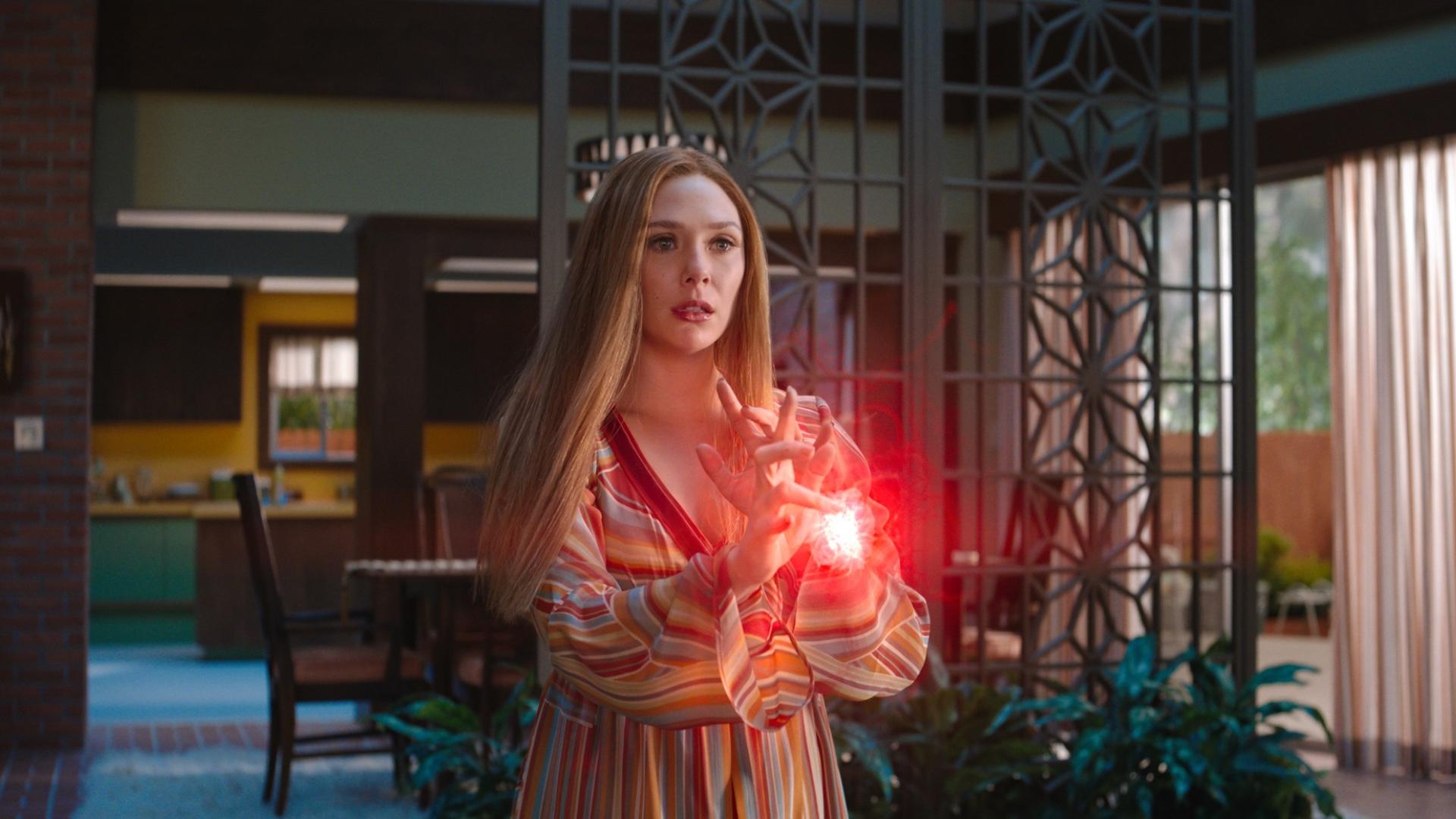 WandaVision: Why Wanda Isn't the Villain Of Her Own Story | Den of Geek
