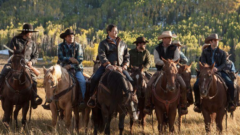 Yellowstone Prequel Y 1883
