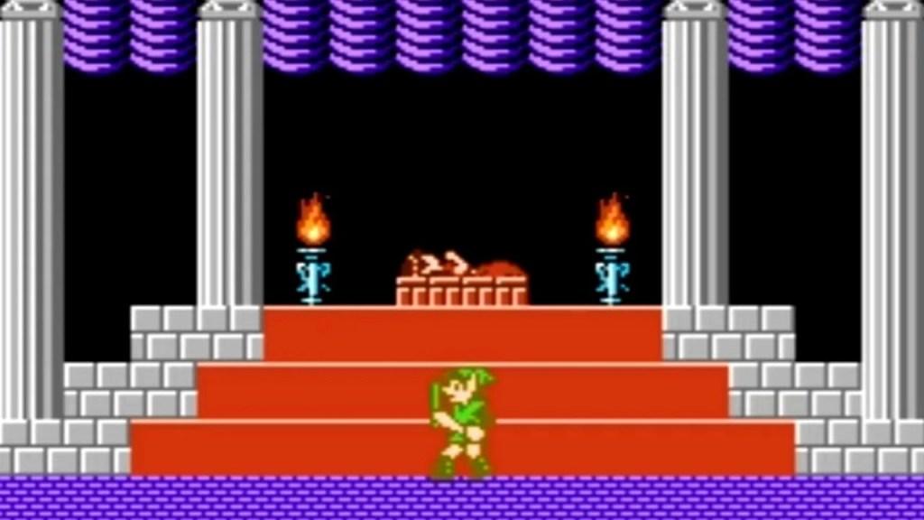 Zelda 2: The Adventure of Link