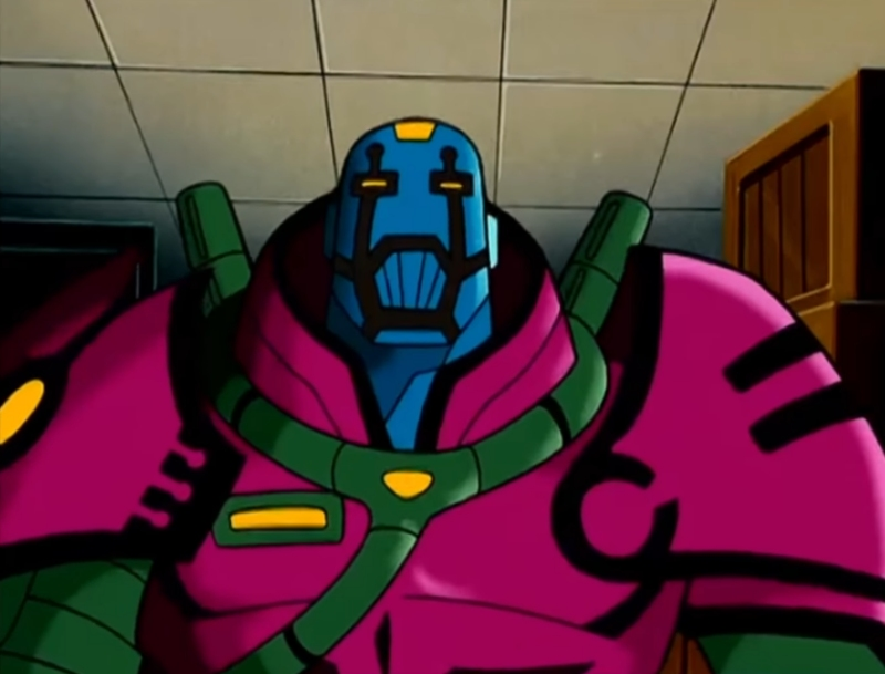 Kang the Conqueror from Avengers: United They Stand