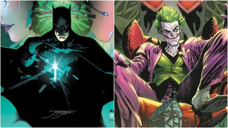 Batman Joker Infinite Frontier
