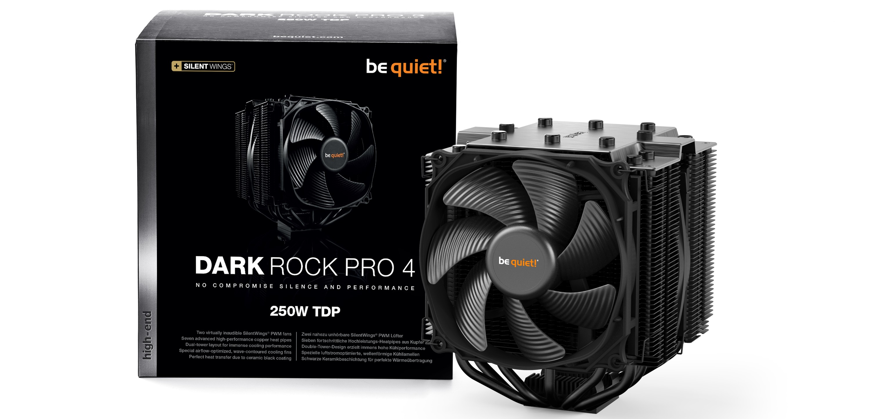be quiet Dark Rock Pro 4 CPU Cooler