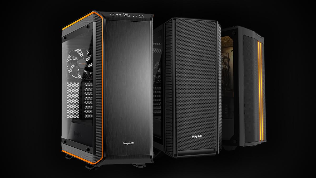 be quiet PC Cases
