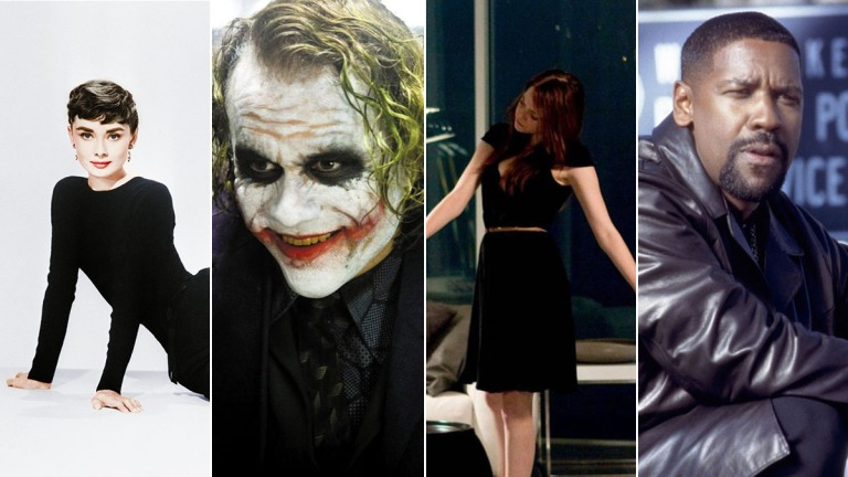 Audrey Hepburn, Heath Ledger's Joker, Emma Stone, Denzel Washington Star in Netflix