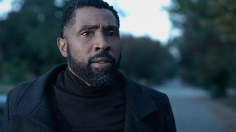 Jefferson Pierce in Black Lightning Season 4