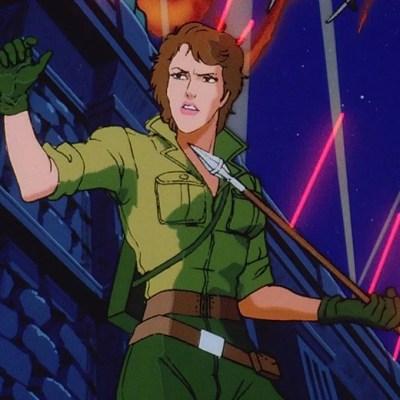 Lady Jaye on G.I. Joe: A Real American Hero
