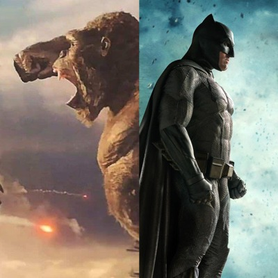 Godzilla vs. Kong vs. Batman v Superman