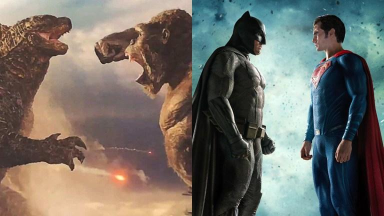 Godzilla vs. Kong vs. Batman v Superman