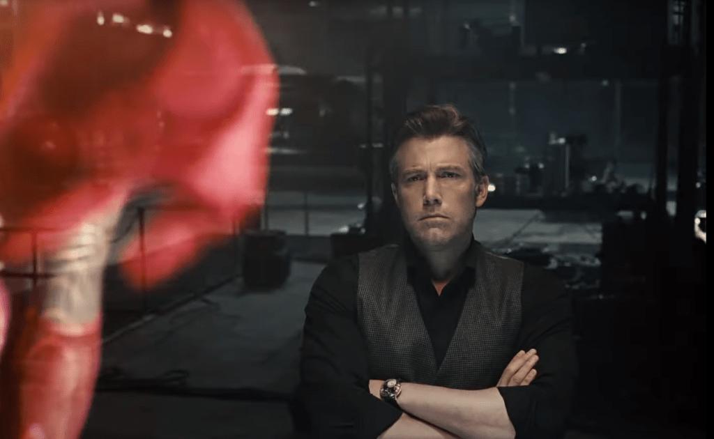Ben Affleck as Bruce Wayne in Zack Snyder's Justice League