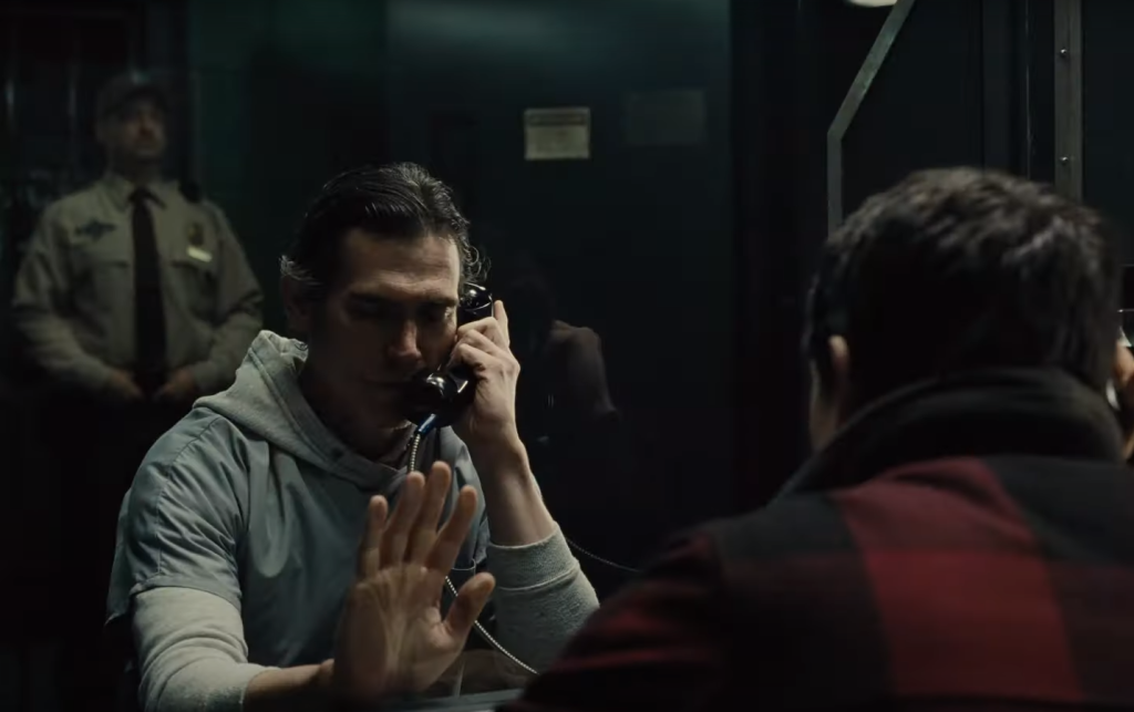 Billy Crudup as Henry Allen in Zack Snyder's Justice League
