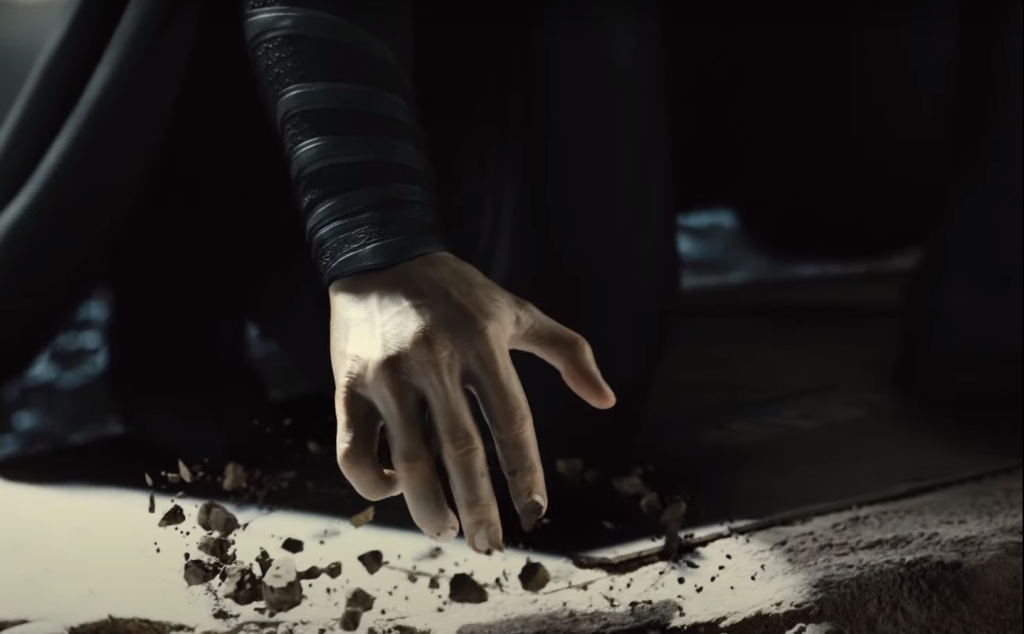 Man of Steel homage in Zack Snyder's Justice League