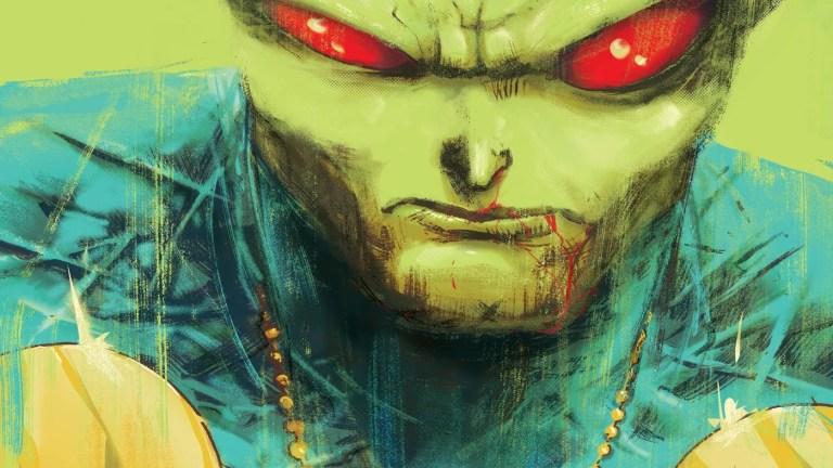 Martian Manhunter in DC Comics