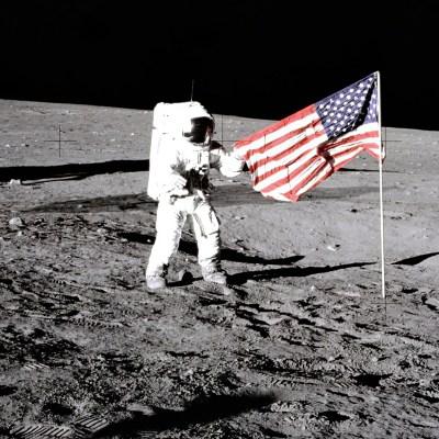 Apollo 12 Moon Mission