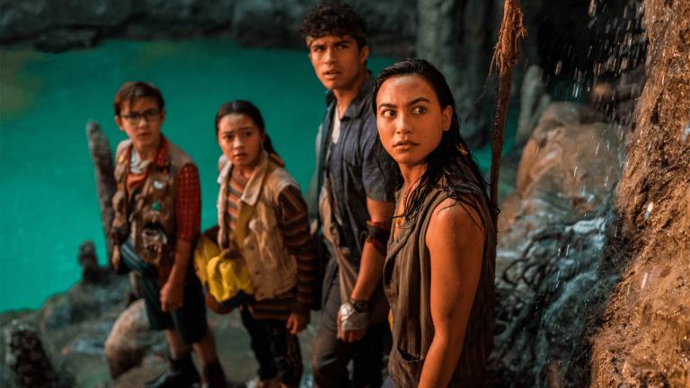 Netflix's Finding 'Ohana