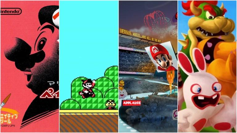 Super Mario Unreleased Games