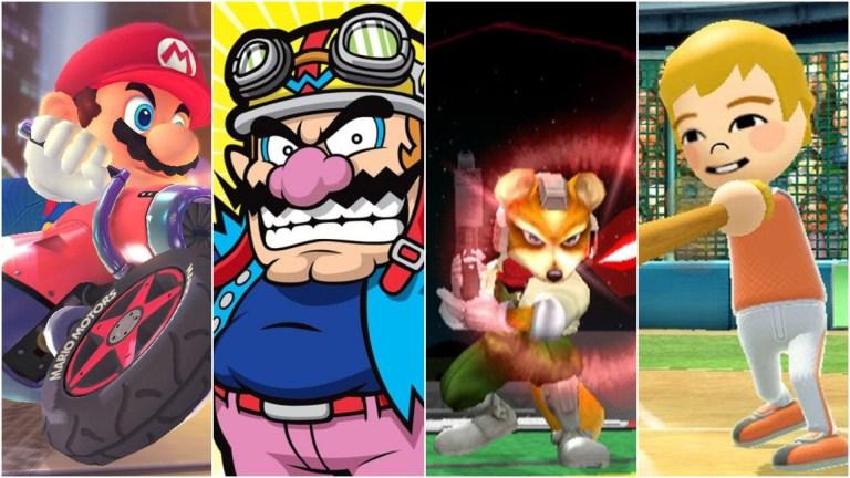Nintendo Multiplayer Games