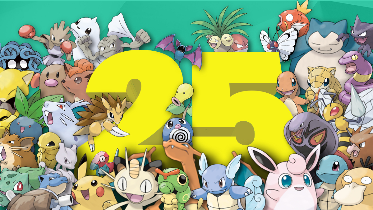 Why Pokémon Has Endured For 25 Years | Den of Geek