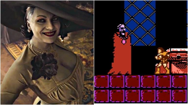 Resident Evil Village Lady Dimitrescu Height