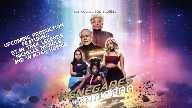 The poster for Renegades: Ominara