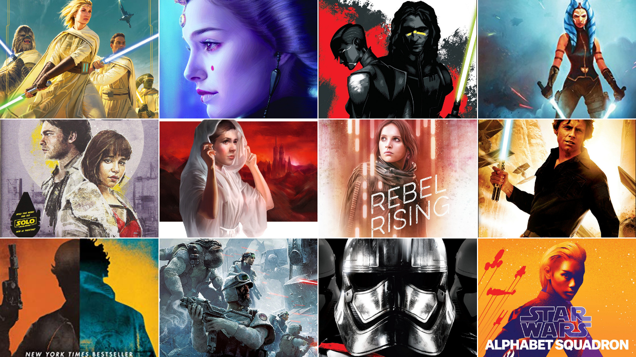 Star Wars Books: A Guide to Canon Novels in Chronological Order | Den of  Geek