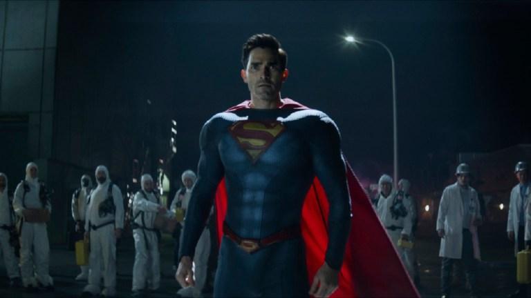 Tyler Hoechlin in Superman & Lois Episode 1