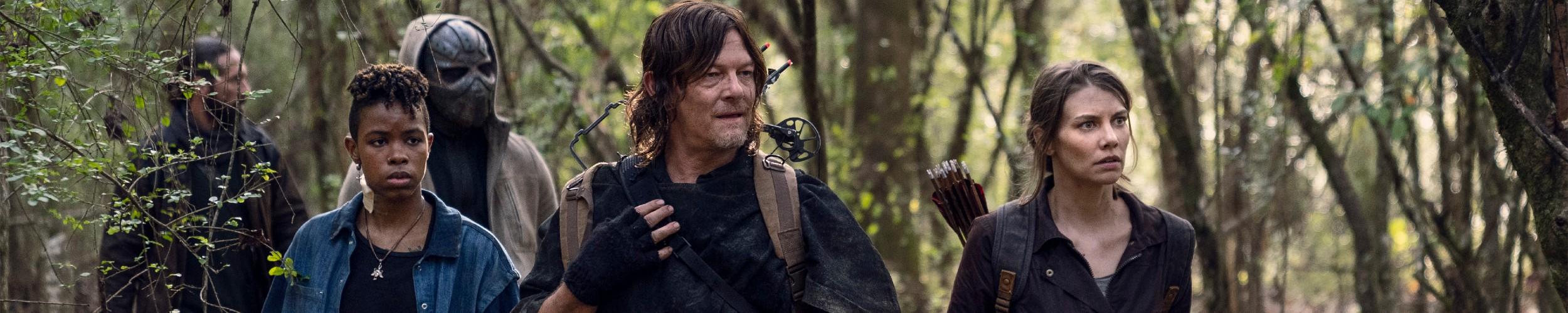 The Walking Dead Season 10 Episode 17 Hero Banner