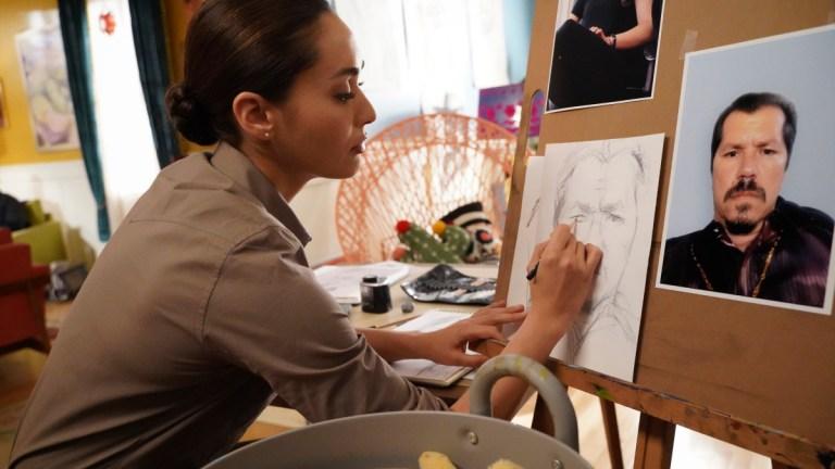 Lindsey Morgan as Micki Ramirez in Walker