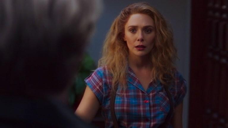 "Elizabeth Olsen on WandaVision, ""A Very Special Episode"""