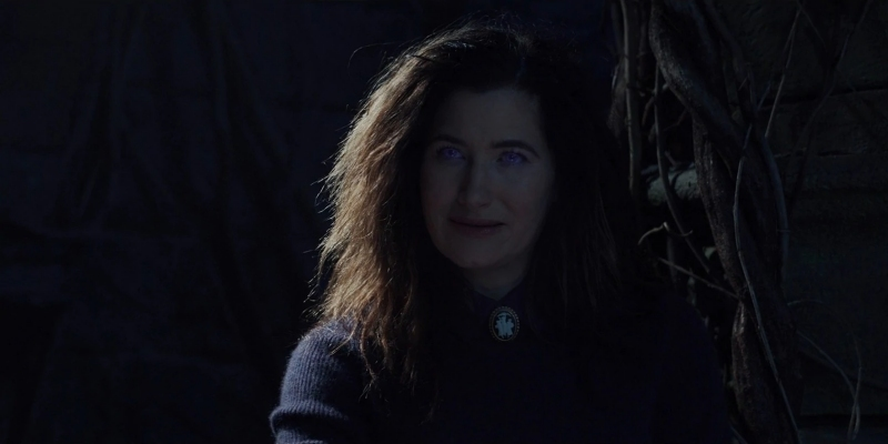 Kathryn Hahn as Agatha Harkness in Marvel