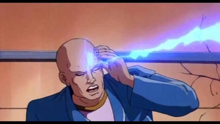 Professor Charles Xavier on X-Men: The Animated Series
