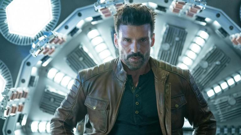 Frank Grillo in Boss Level