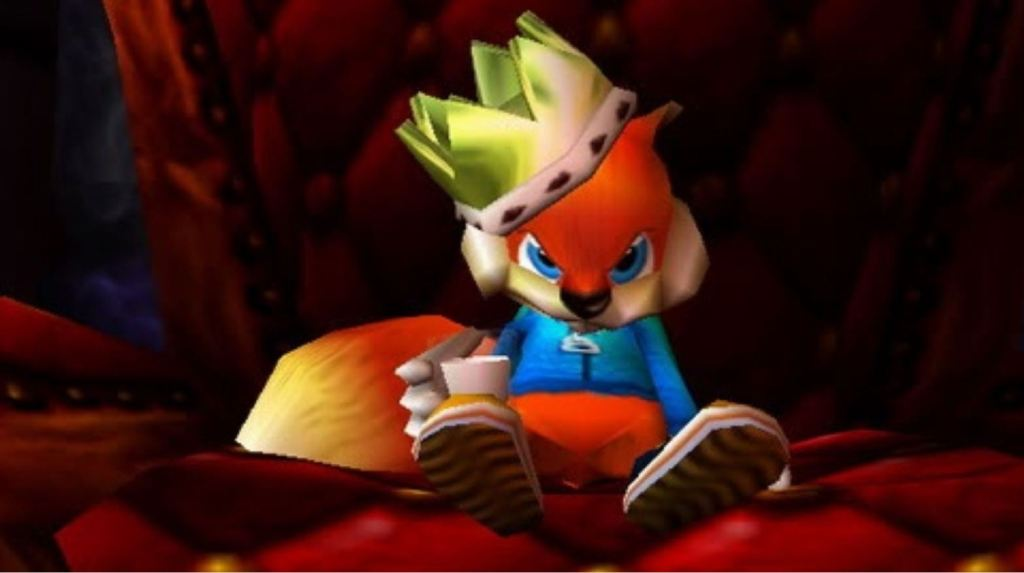 Conker's Bad Fur Day N64 Rare
