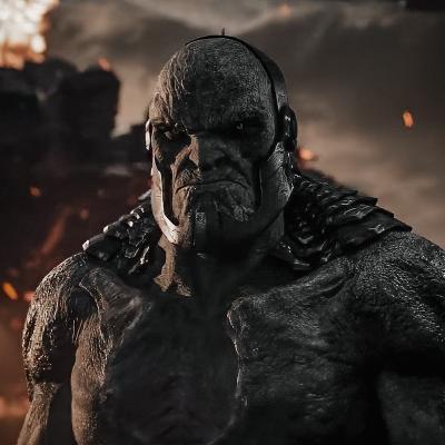 Darkseid in Justice Legue