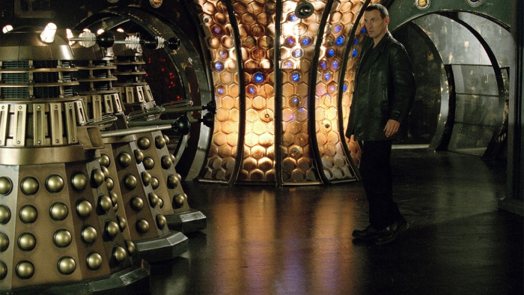 Doctor Who Christopher Eccleston The Parting of the Ways