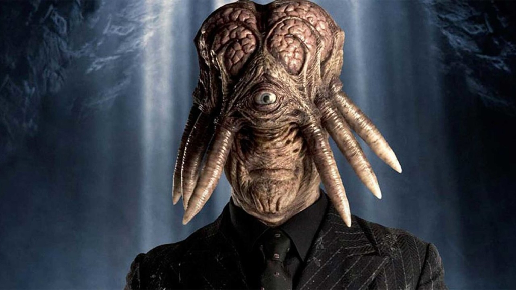 Doctor Who Daleks in Manhattan