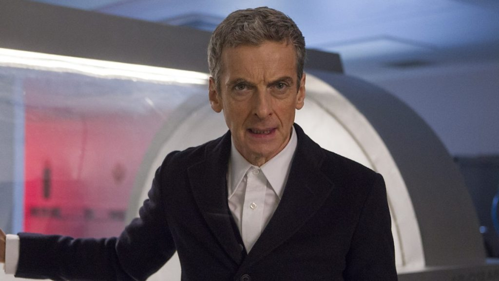 Doctor Who series 8 Into The Dalek Peter Capaldi