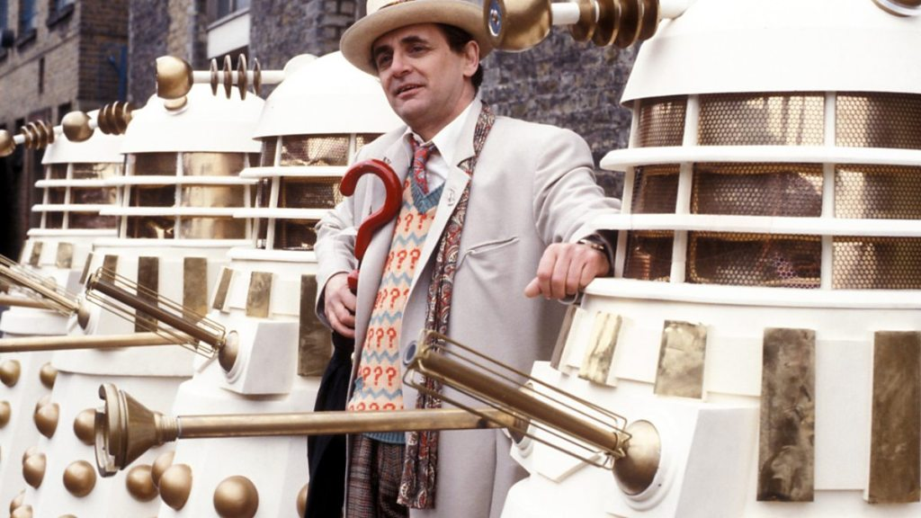 Doctor Who Remembrance of the Daleks Sylvester McCoy