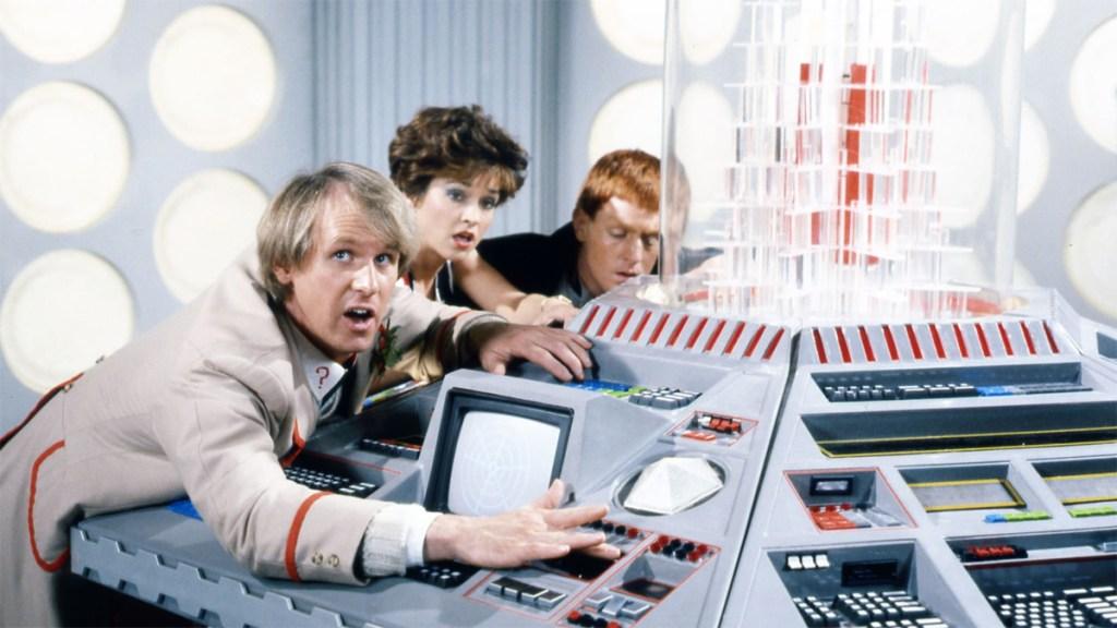 Doctor Who Resurrection of the Daleks